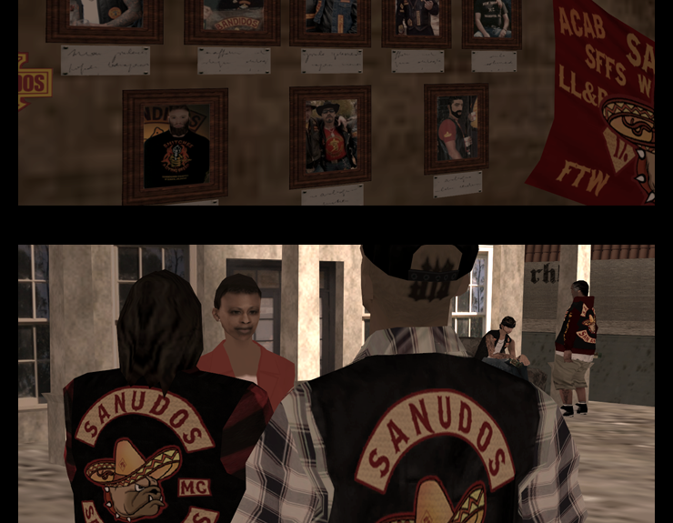 The Sanudos Motorcycle Club, part II - Page 23 276310e29528ec5f9747f66f6c1d022c