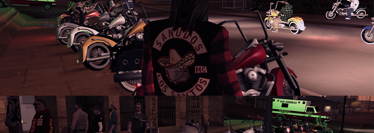 The Sanudos Motorcycle Club, part II - Page 6 5e32c2af071358f9409e329bb4b13d55